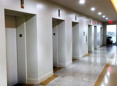 63 Broadway 16th Floor Elevator Lobby
