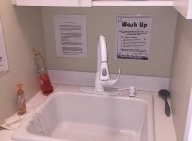 205 E 68 Sink Pantry