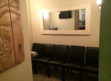 205 East 68 Waiting Area
